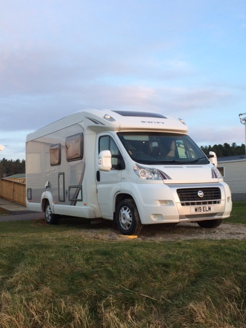 E & L Motorhomes Highlands and North East Scotland
