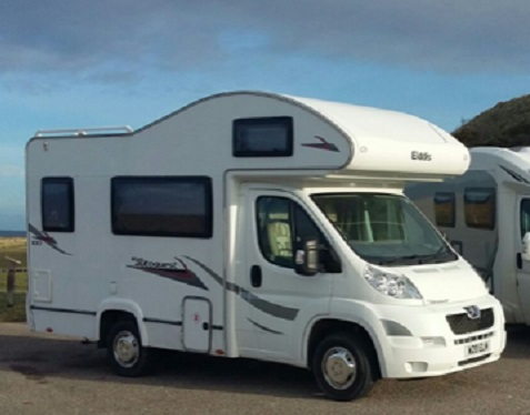North East Scotland Motorhome Hire